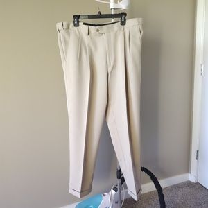 Savane Tan Dress Pants